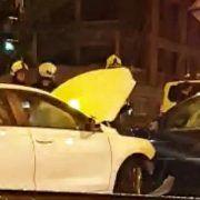 FOTO Teška prometna nesreća kod Kauflanda u Zadru