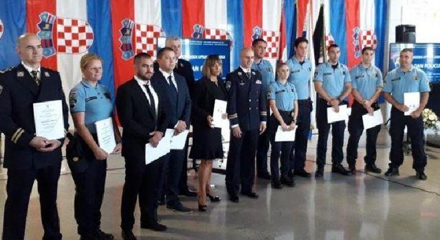 PU zadarska obilježila Dan policije i blagdan Sv. Mihovila; Nagrađeni najbolji policajci