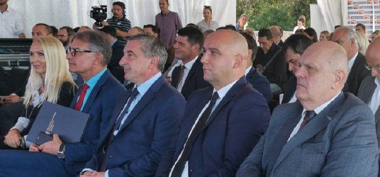 Ministri Štromar i Cappelli u Viru; Iznijeli brojne pohvale na razvoj otoka i turizma
