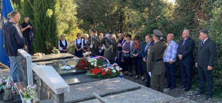 Obilježena 28. obljetnica osnutka Otočkog bataljuna; Odana počast poginulima