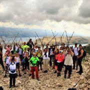 Više od 60 sudionika hodalo stazama otoka Paga