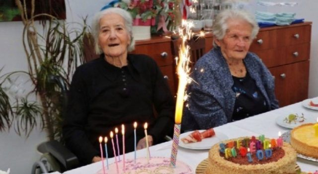 SRETAN DAN Danica Lučić iz Poljane proslavila 100. rođendan!