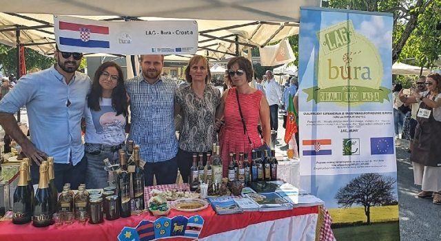 OPG Luka Baričević i TZ Starigrad na sajmu u Cipru predstavljali LAG Buru