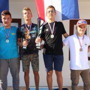 Domagoj i Ivan Pribilović pobijedili na Prvenstvu u ribolovu štapom održanom u Viru
