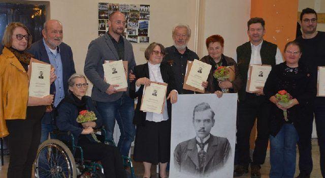 PRIZNANJE Bilosniću uručena nagrada za najbolji hrvatski književni putopis