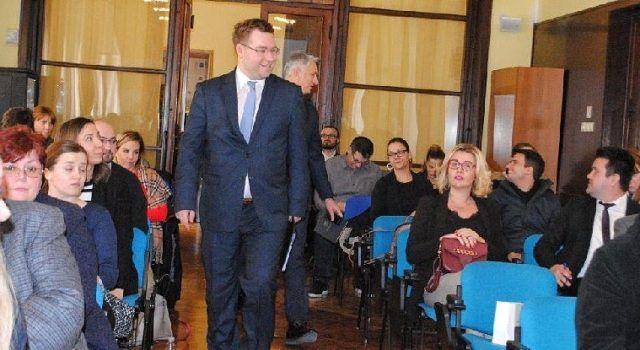 Ministar Pavić u radnom posjetu Zadru, Šibeniku i Benkovcu