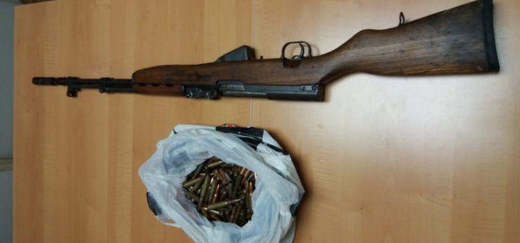 Zbog nabavljanja oružja i eksplozivnih tvari prijavljen 54-godišnji muškarac