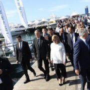 Predsjednica Kolinda Grabar-Kitarović otvorila Biograd Boat Show