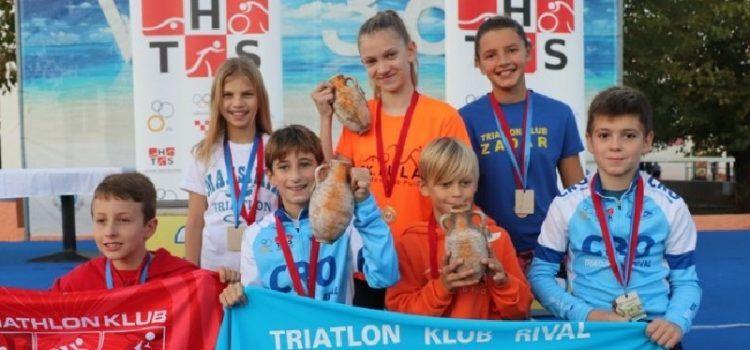Svečano otvoren 4. Virski triatlon u sklopu kojega će se održati Prvenstvo Hrvatske