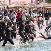 GALERIJA Završeno dvodnevno triatlonsko natjecanje na otoku Viru