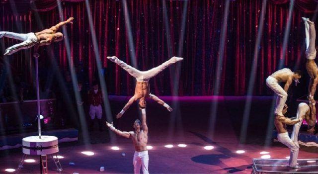 Bečki cirkus na parkiralištu kod bazena na Višnjiku od 2. do 10. studenoga