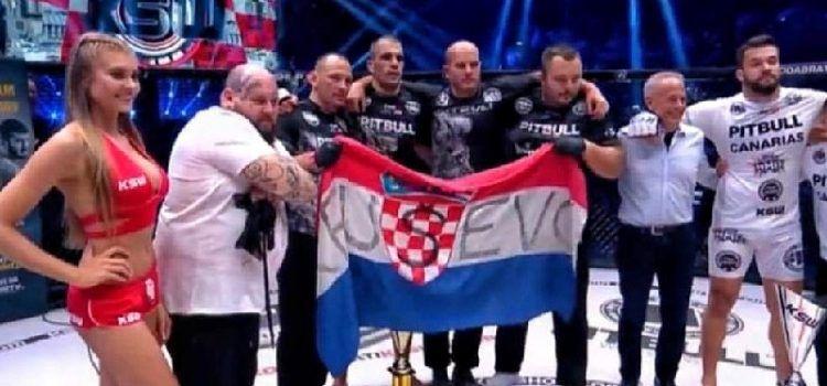 VELIKI USPJEH Sportaši iz Obrovca izborili pobjede na europskom MMA spektaklu