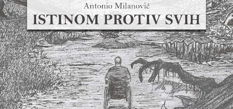 KNEŽEVA PALAČA U petak promocija knjige Zadranina Antonija Milanovića