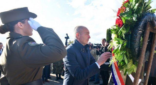 Ministar Krstičević: Žrtve Vukovara i Škabrnje nikad ne smiju biti zaboravljene