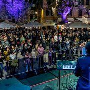 GALERIJA Zadrani uživali u koncertu grupe Cubismo
