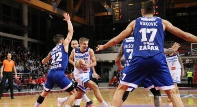 Peti poraz košarkaša Zadra u ABA ligi