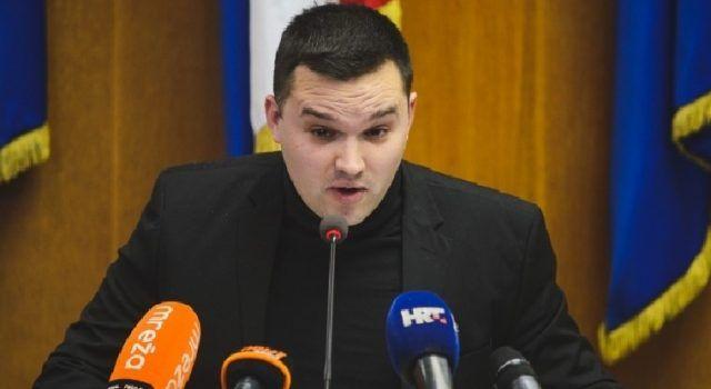 Mate Lukić (NHR): Nikad nisam odavao počast antifašistima, a niti ću!