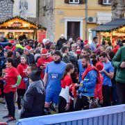 GALERIJA U utrci Zadar Christmas Run sudjelovalo preko 600 trkača