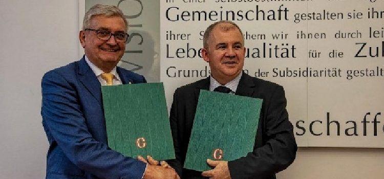 Potpisan sporazum o suradnji Hrvatske zajednice općina i Austrijske udruge općina