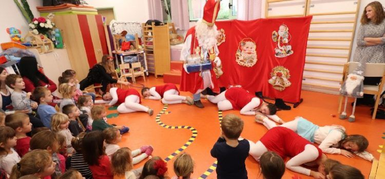 Veselje za virske mališane; Stižu Sveti Nikola i Sveta Luce