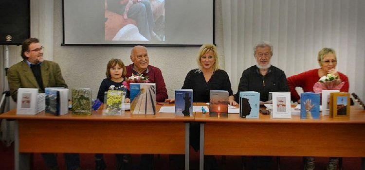 U Znanstvenoj knjižnici predstavljena deseta zbirka pjesama Jose Štuline
