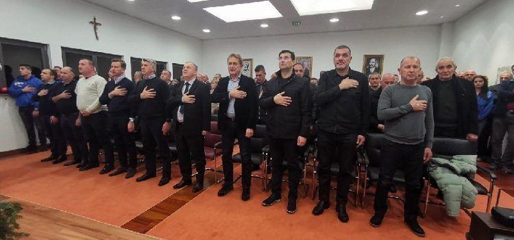 GALERIJA Skup HDZ-a u Maslenici: 'Kolinda je najbolji izbor za predsjednicu!'