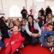 Virski mališani uživali u predstavi, radionicama i druženju sa Sv. Lucom