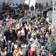 """GALERIJA """"Advent u Zadru"""" na Badnjak privukao desetke tisuća Zadrana i turista"""