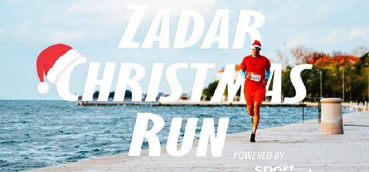 OD 16 SATI Više od 600 sudionika na utrci Zadar Christmas Run