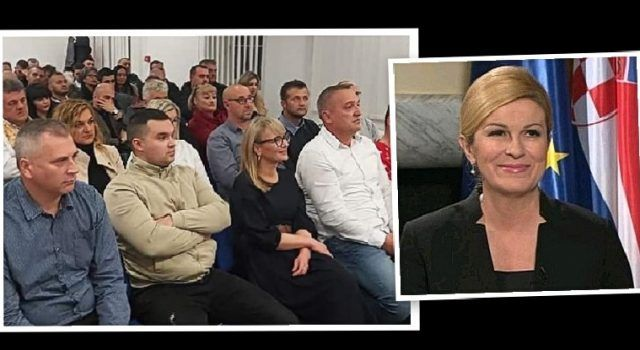 Zadarski NHR dao podršku Kolindi: 'Želimo spriječiti Milanovićevu pobjedu!'