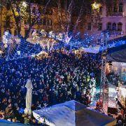 """Za Božić na adventskom trgu svira zadarska grupa """"Forum"""""""