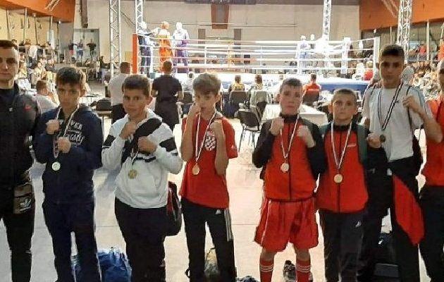 Boksački klub Ares organizira u Zadru boksački kamp za kadete