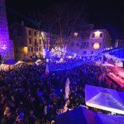 GALERIJA Deseci tisuća Zadrana ispratili Staru i dočekali Novu godinu