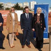 Položen kamen temeljac za novu Studentsku menzu sa studentskim paviljonima