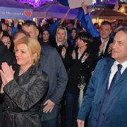Kalmeta: Kolinda je svesrdno podržavala sve strateške projekte za zadarsku regiju!