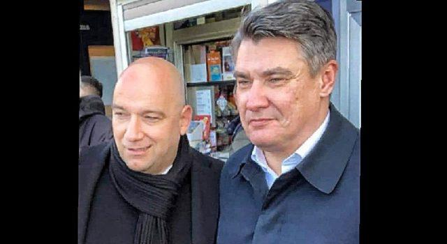 Milanović dobio veliku podršku birača na Viru; Načelnik Kapović zadovoljan!