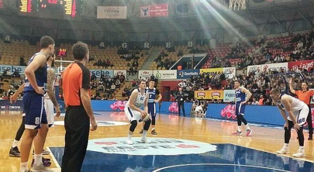 Cibona pobijedila Zadar rezultatom 89:60