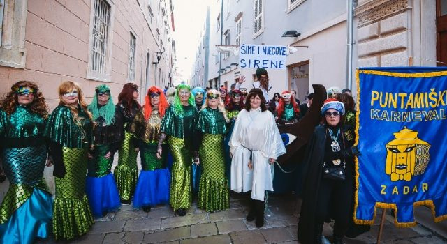 Turistička zajednica grada Zadra poziva na sudjelovanje u Zadarskom karnevalu