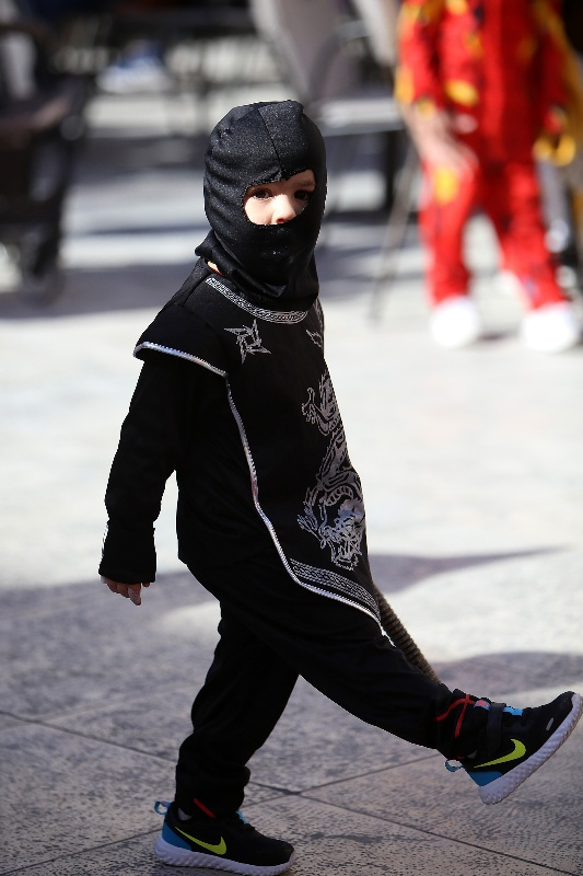 Šareni maskograd dječji karneval na Narodnom trgu 22.02.2020, foto Fabio Šimićev 68-533x800