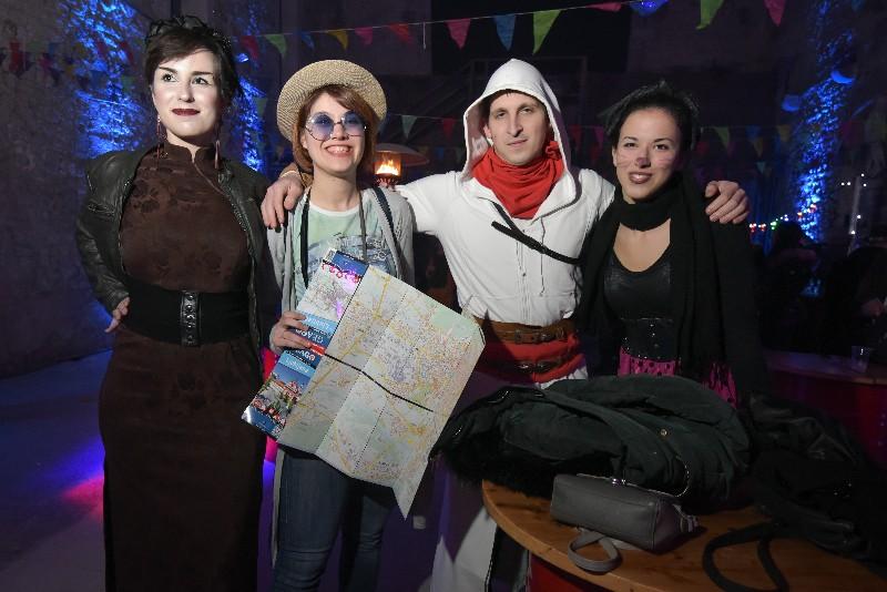 Clubbing Mask sv. Dominik Zadarski karneval 22.02.2020 09-800x534