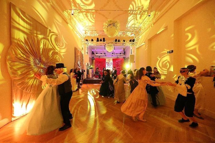 Inguracisko-karnevalski bal(in) u Kneževićevoj palači, foto Fabio Šimićev 28-750x500