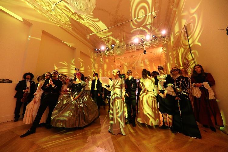 Inguracisko-karnevalski bal(in) u Kneževićevoj palači, foto Fabio Šimićev 32-750x500