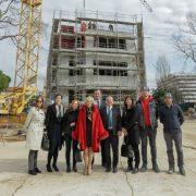 Voditelj Predstavništva Europske komisije u RH obišao gradilište budućeg Centra za kreativne industrije