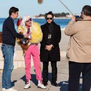 Gradonačelnica Rita Ora u obilasku Zadra; Kupila bi Morske orgulje i Sv. Donat