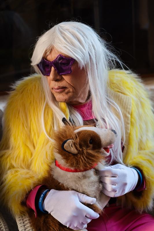 Rita Ora u obilasku grada Zadarski karneval 20.02.2020 17-533x800