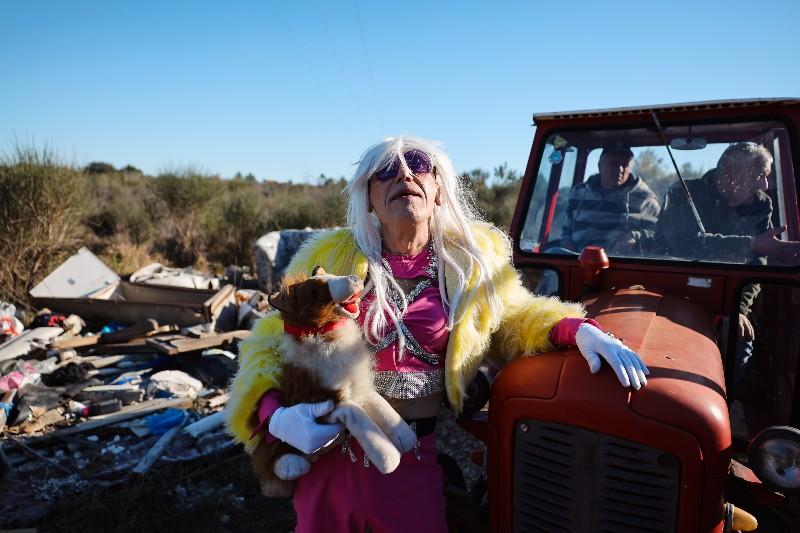 Rita Ora u obilasku grada Zadarski karneval 20.02.2020 35-800x533