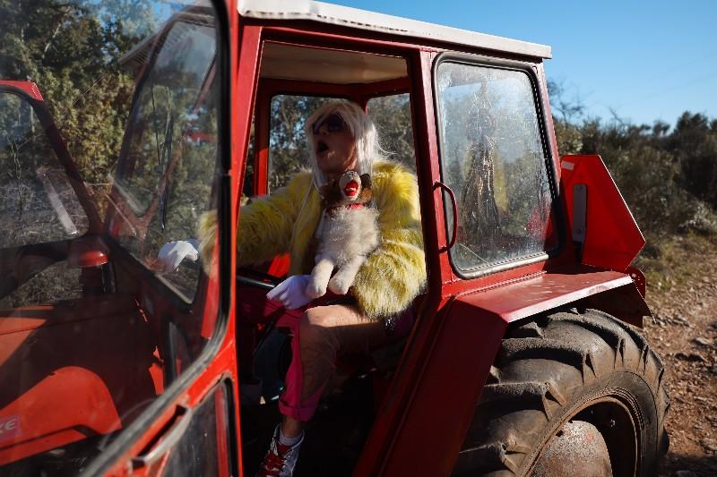 Rita Ora u obilasku grada Zadarski karneval 20.02.2020 37-800x533