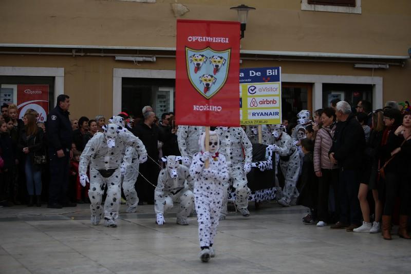 Velika karnevalska povorka Zadarski karneval 23.02.2020, foto Fabio Šimićev 2 006-800x534
