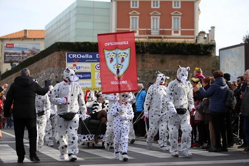 Velika karnevalska povorka Zadarski karneval 23.02.2020, foto Fabio Šimićev 2 101-800x534
