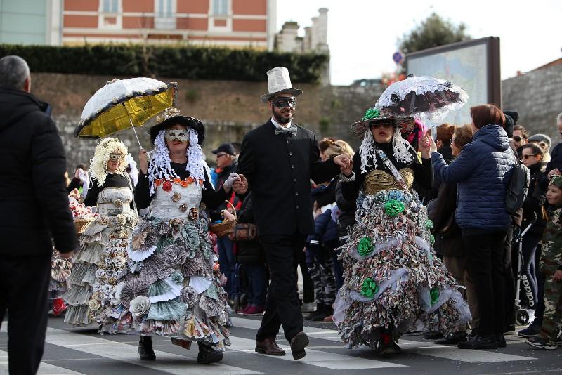 Velika karnevalska povorka Zadarski karneval 23.02.2020, foto Fabio Šimićev 2 102-800x534